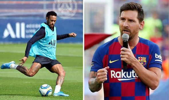 Lionel Messi among Barcelona players upset with club over Neymar transfer saga  - Daily Express https://t.co/G9nOgSvtKA