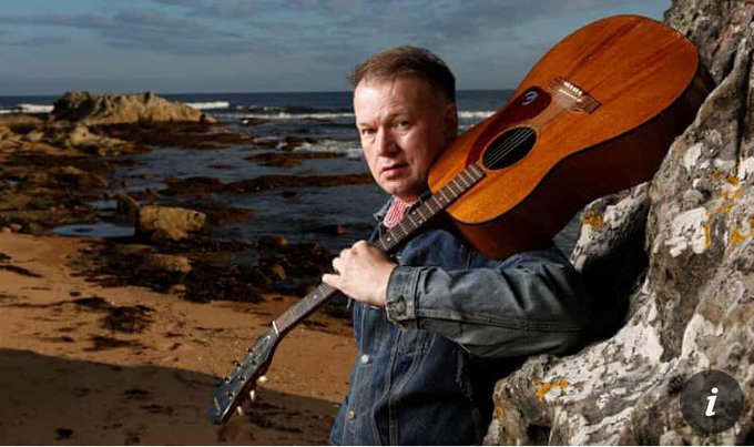 Happy 60th birthday to Edwyn Collins  He once lent me a guitar.