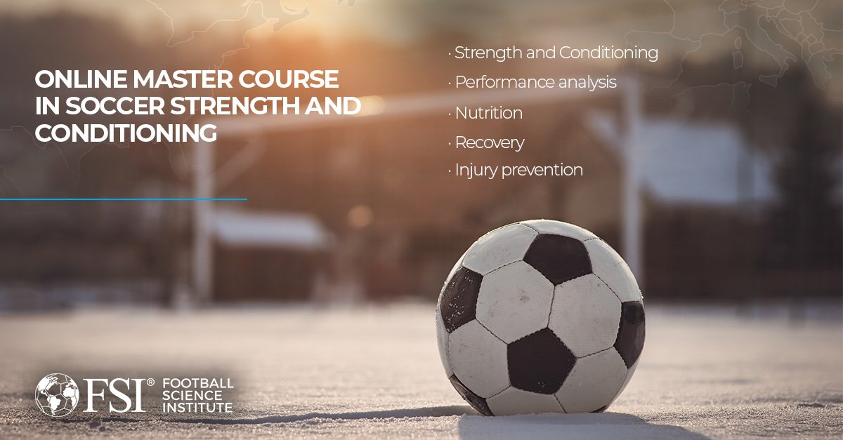 FSI - Football Science Institute (@fsifootball) | Twitter