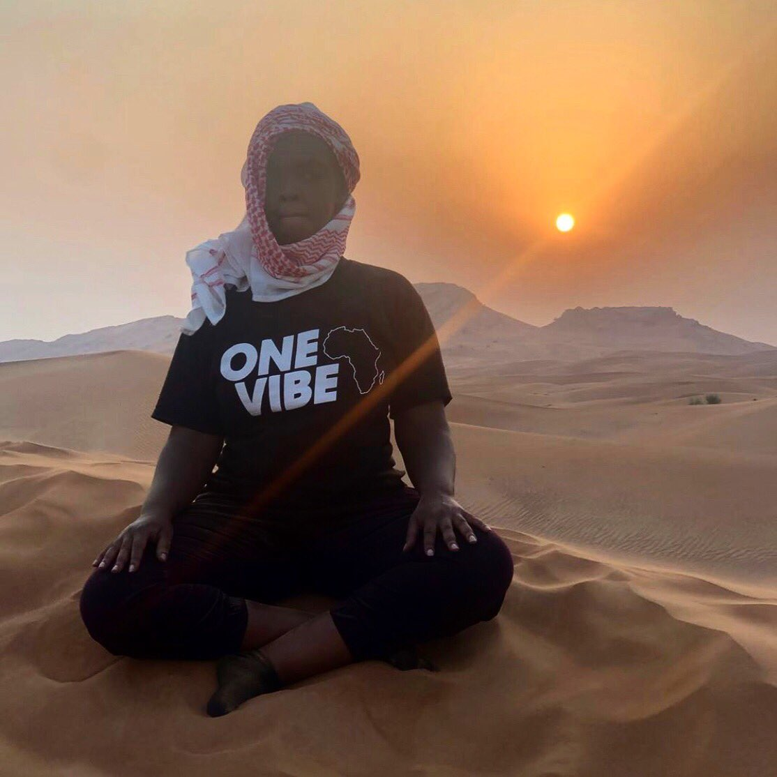 @OneVibeAfrica swag is in #Dubai #IamOneVibeAfrica where are you rocking these amazing swag from?