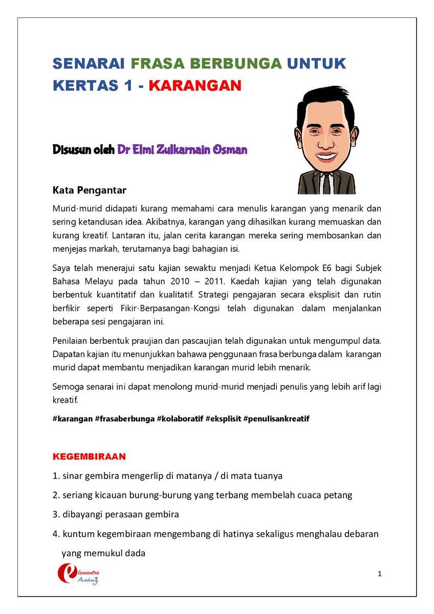 Malay Language Creative Phrases - Senarai Frasa Berbunga untuk Karangan Kertas 1 PSLE & O Level https://malaytuitionsg.blogspot.com/2019/08/malay-language-creative-phrases-senarai.html… #MalayTuition #MalayTutor #MalayLanguage #TuitionSG pic.twitter.com/2sgXvswwwQ