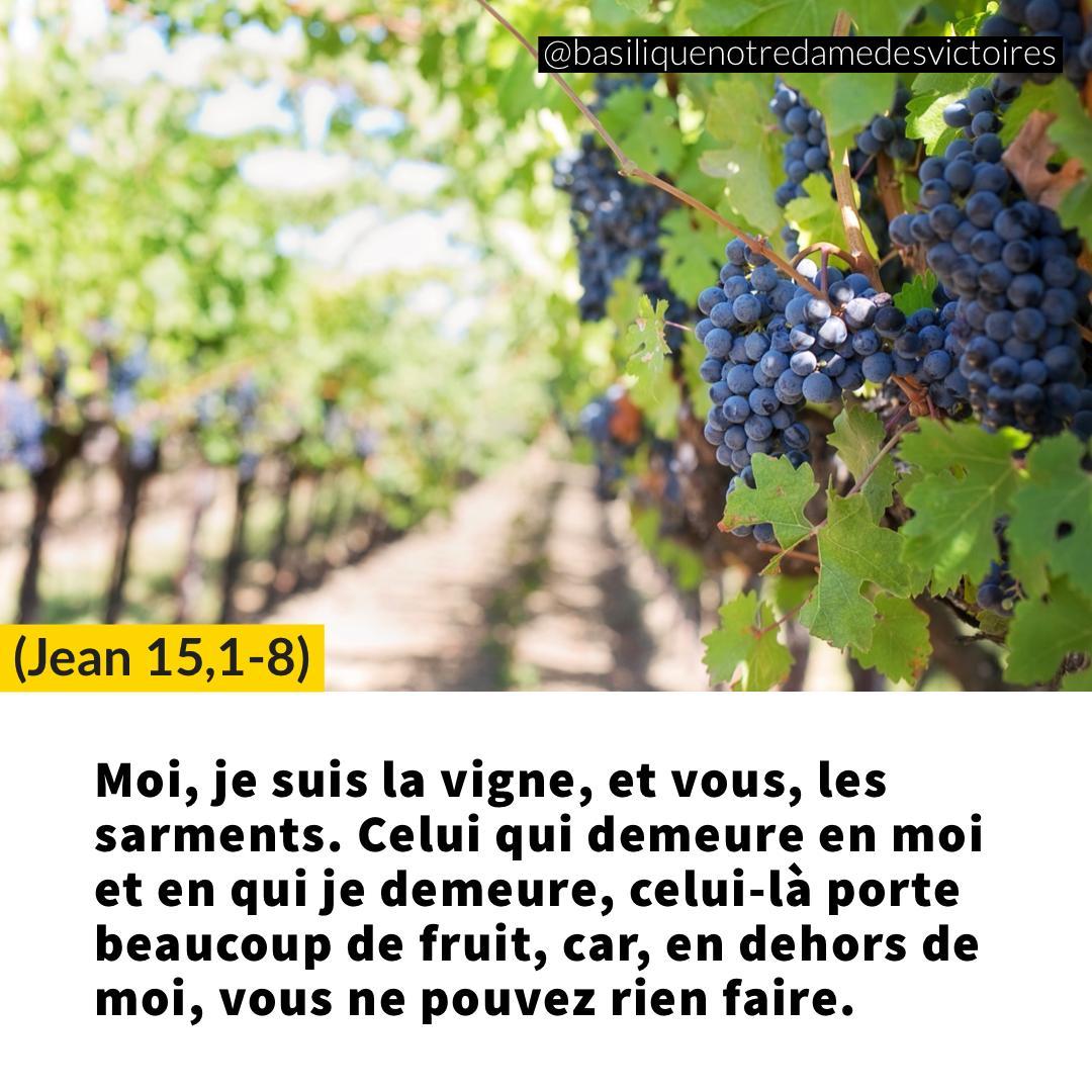 """Notre-Dame des Victoires on Twitter: """"""""Davantage"""" : voilà le ..."""