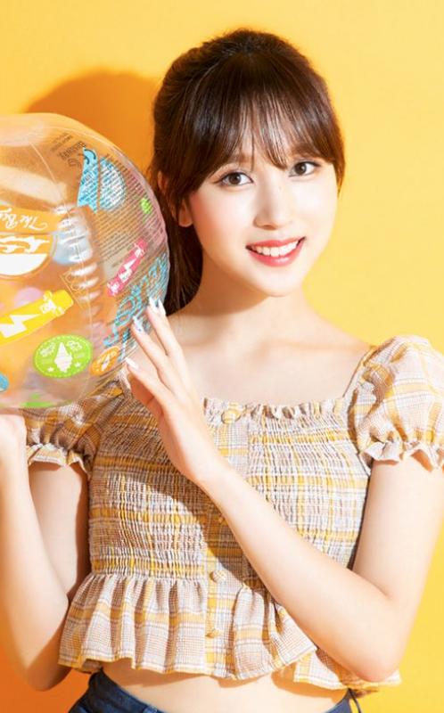 Mina's new photos for TWICE GoGo Fightin'She's always gorgeous 💛🐧#GetWellSoonMina #MINA