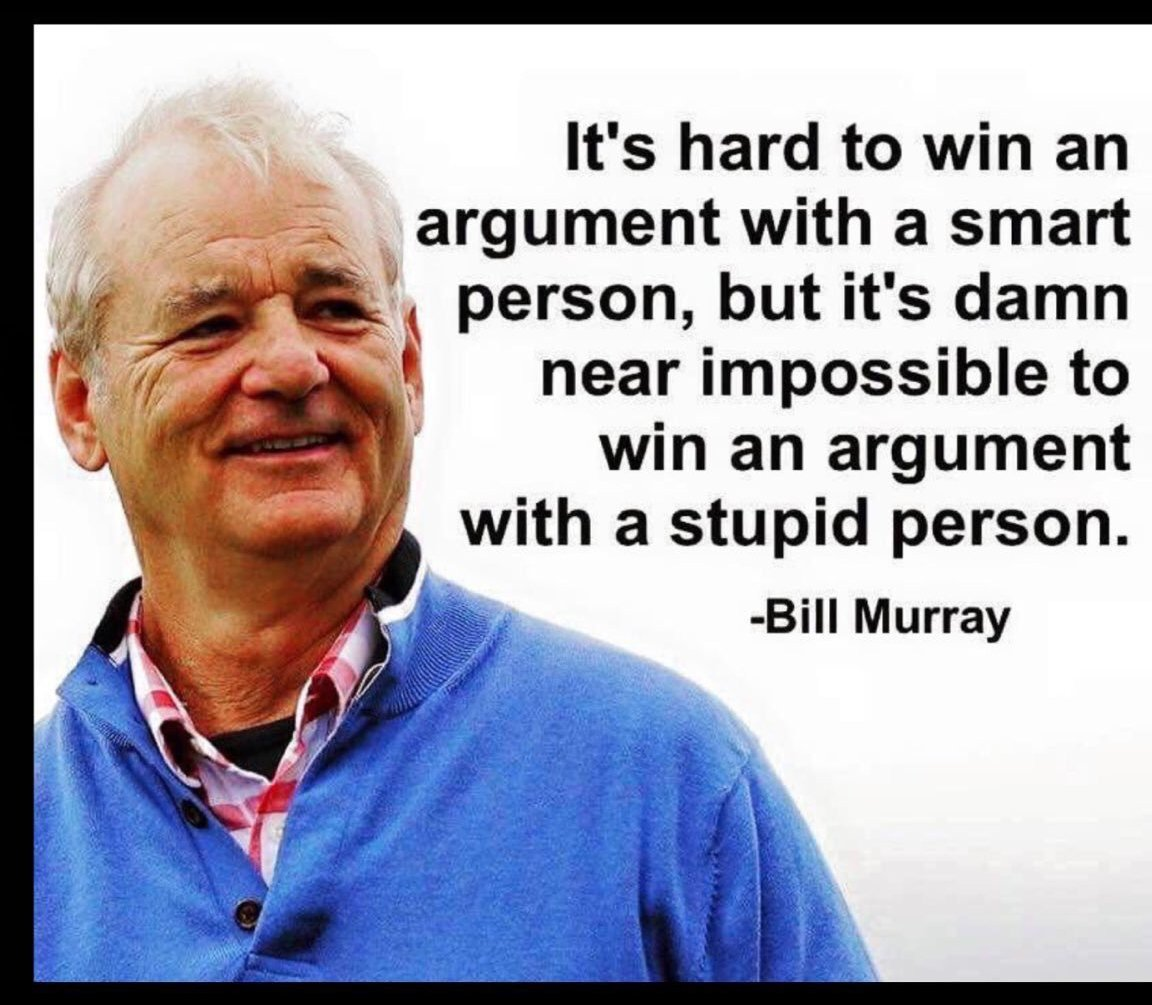Quote ~ Bill Murray <br>http://pic.twitter.com/PKvIx1xojS