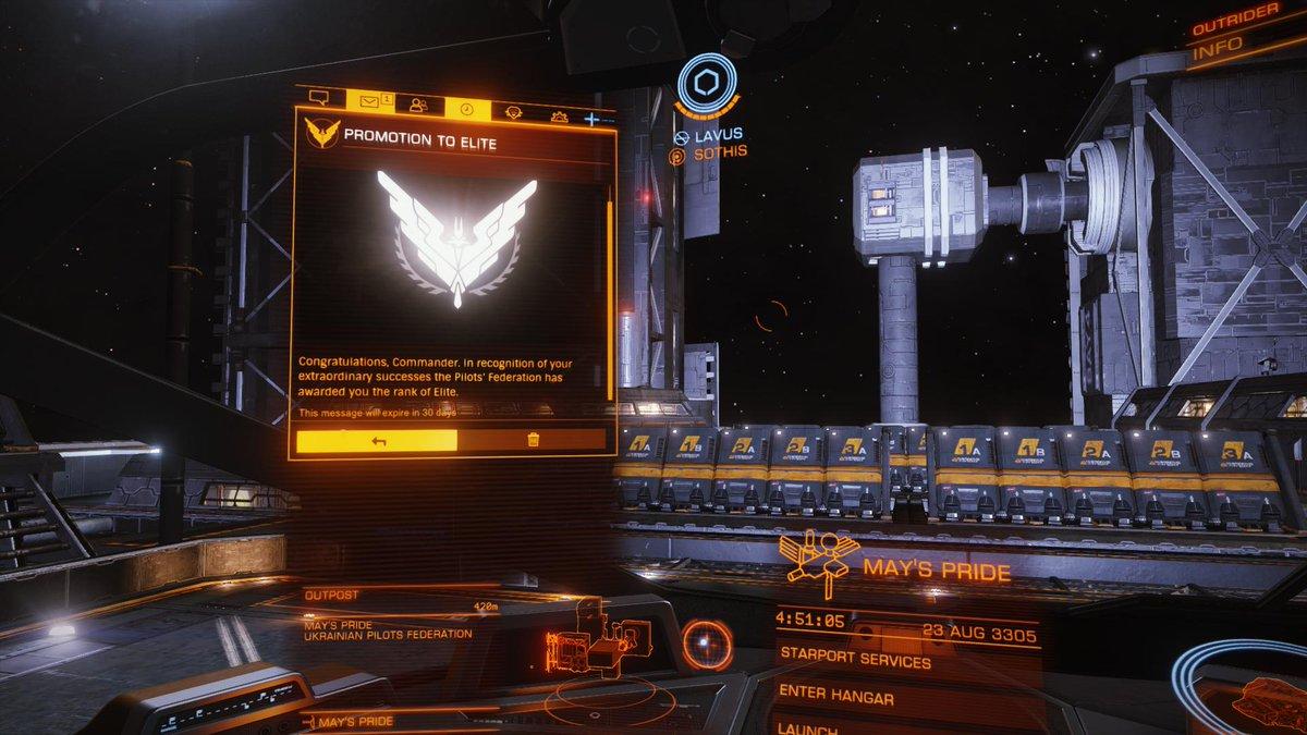 Elite dangerous rank federation