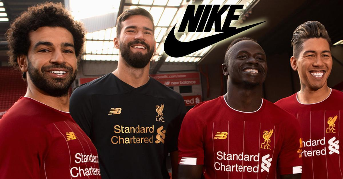 Liverpool 'on the verge of most lucrative kit deal in Premier League history' https://t.co/lvhYdq2czk https://t.co/rAzXrz8dbP