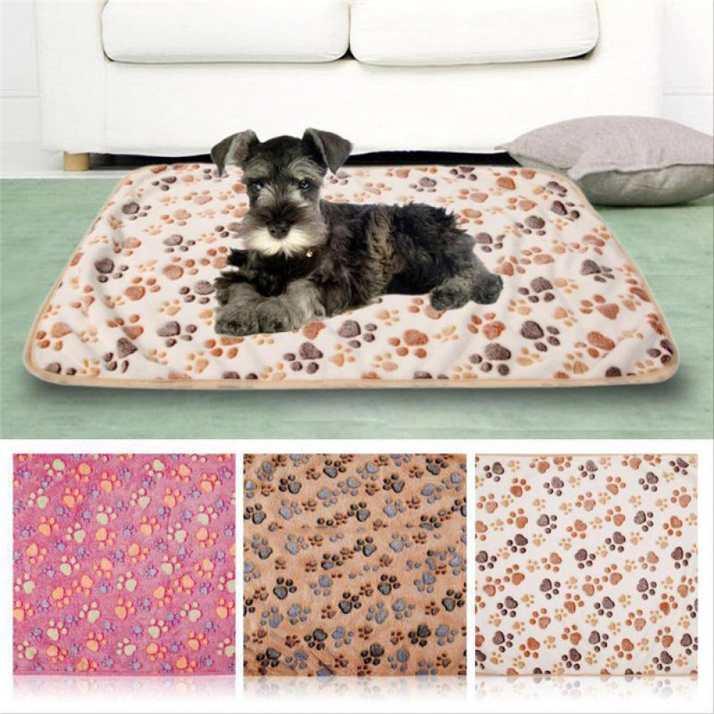 Soft Paw Print Pets Bed Bseelo - Simple Pets Neccessities Buy your pets' stuff @  http://www. bseelo.com      Follow, Tag, and Share.  #TearItUpBTS #cats #dogs<br>http://pic.twitter.com/v5PovEzJ3I