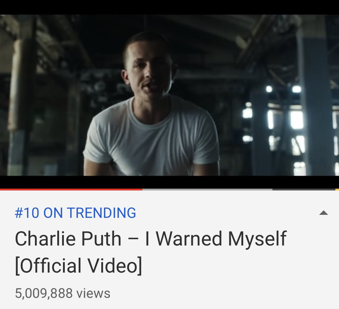 Charlie Puth on Twitter: