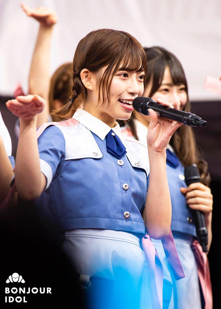 Today (8/23) is Hinatazaka46's Higashimura Mei's 21st birthday! Happy birthday!   @hinatazaka46  #東村芽依 #東村芽依生誕祭  #東村芽依生誕祭2019  #日向坂46 #BonjourIdol<br>http://pic.twitter.com/0TqYm6cTrg