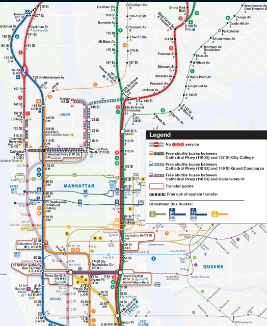 Subway Map 137 Hudson Street.Media Tweets By Nyct Subway Nyctsubway Twitter