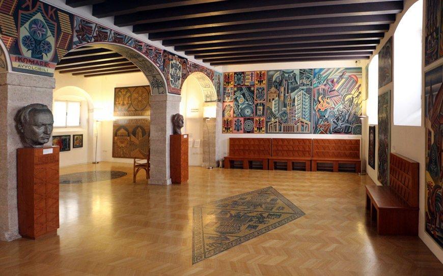 Arte e cultura: Rovereto si trasformi in una «Dep...