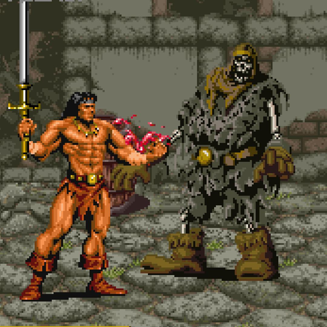 Rastan it would be nice to see a remake of this game and
