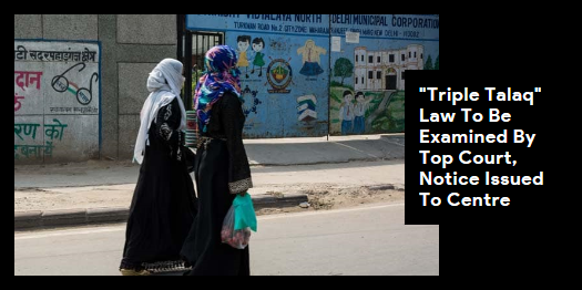 Lead story now on http://ndtv.com:The government maintains that the Triple Talaq bill is a step towards ensuring gender equality and justice and that the opposition parties were politicising the issue https://www.ndtv.com/india-news/triple-talaq-law-to-be-reviewed-by-supreme-court-notice-issued-to-centre-2089211…#NDTVLeadStory