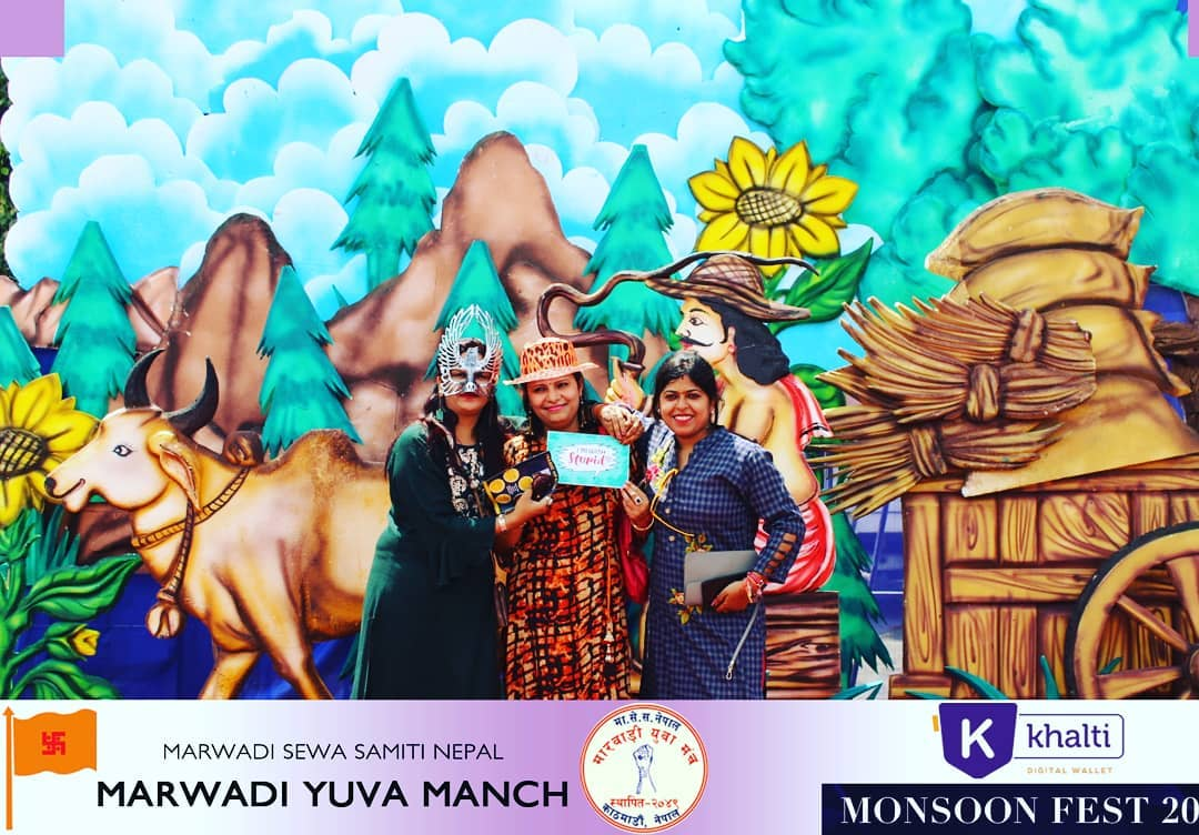 Memories, Photo, Fun and Smiles are things you can expect with us.@funphotostations ......#nepal_now #nepalisbeautiful #nepalihearts #nepaliinstagrammer #nepali_instagrammers #nepalese #nepali #nepalnow #nepalesewedding #nepalgram #photoboothkathmandu #photoboothnepal #