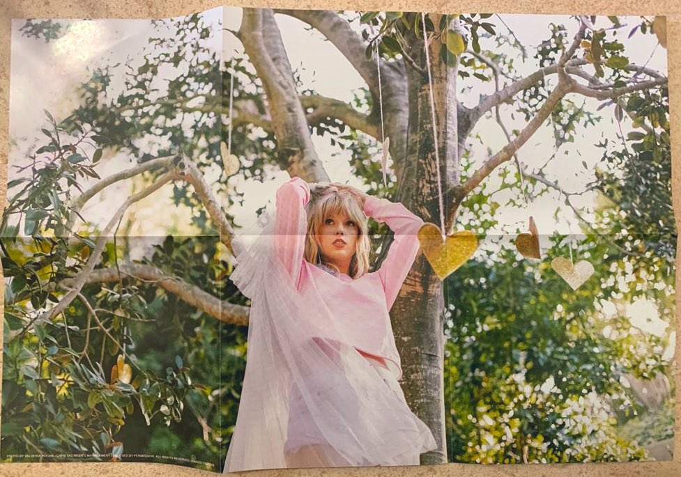 Taylor Swift News On Twitter The Posters That Come With The Deluxe Album Journals One Poster Per Journal Lover