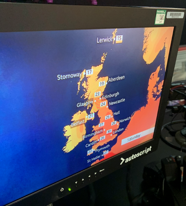 Always enjoy bringing news of some warm, sunny and proper summer weather...➡️https://www.bbc.co.uk/weather