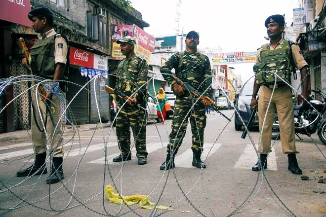 We will resist to exist  #KashmirProtests<br>http://pic.twitter.com/LNoIbwPQTR