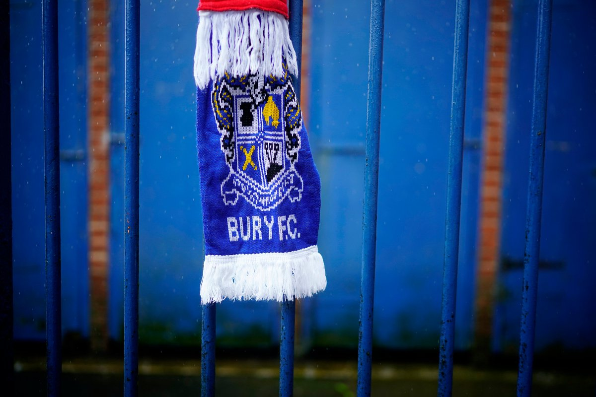 4852 - Bury have played 4852 matches in English League football since their first match in 1894; only five clubs have played more games (Notts County, Preston North End, Burnley, Wolves & Derby). Tradition. <br>http://pic.twitter.com/wtu1BvIEqL