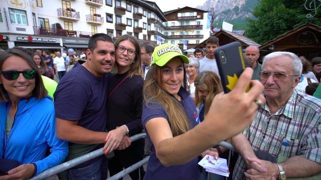 Mondiali di sci, Sofia Goggia ambassador di Cortin...