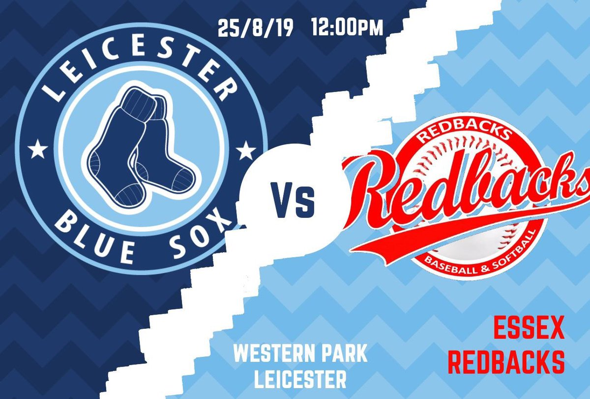 Leicester Blue Sox (@BlueSoxBaseball) | Twitter