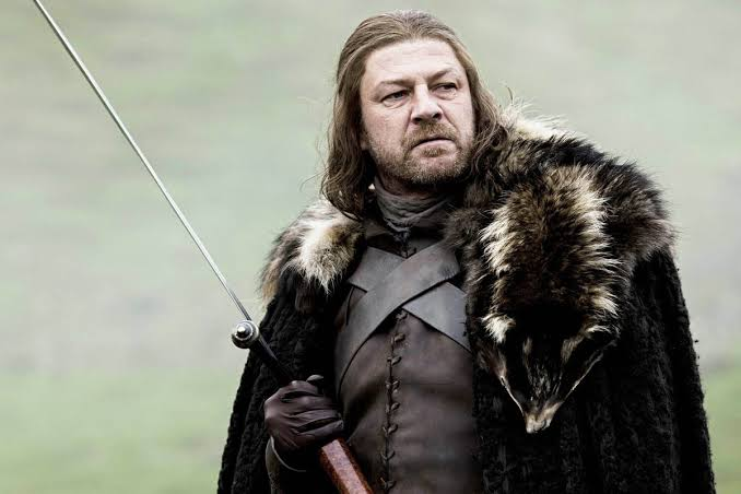 Ned Stark - Game of Thrones <br>http://pic.twitter.com/B2l0MHagZX