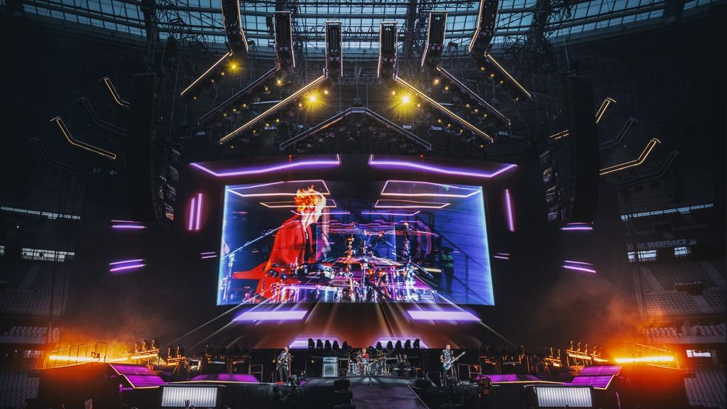 Welcome to the Simulation….   http:// muse.mu/tour      #SimulationTheoryWorldTour // Photo credit: Hans-Peter van Velthoven<br>http://pic.twitter.com/Dmn0vG7era