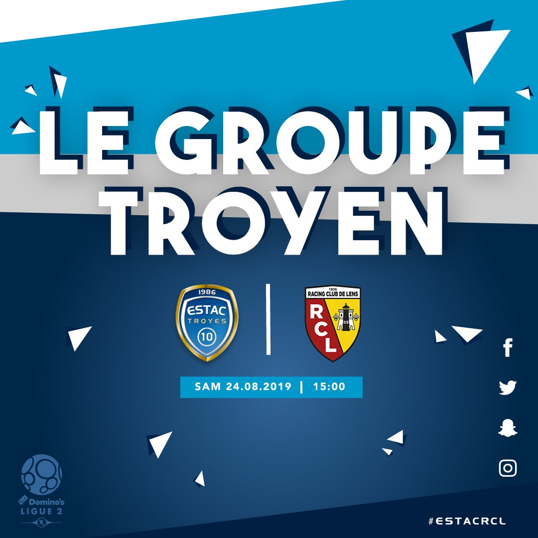 ESTAC Troyes @estac_officiel