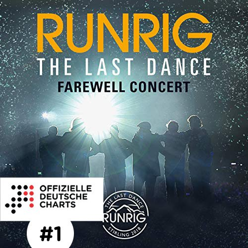 What a perfect farewell present! For the first time in more than 45 years, Scottish band @Runrig1973 is the #1 of the Official German Album Charts. Congratulations! 😀🏴 @sonymusicde