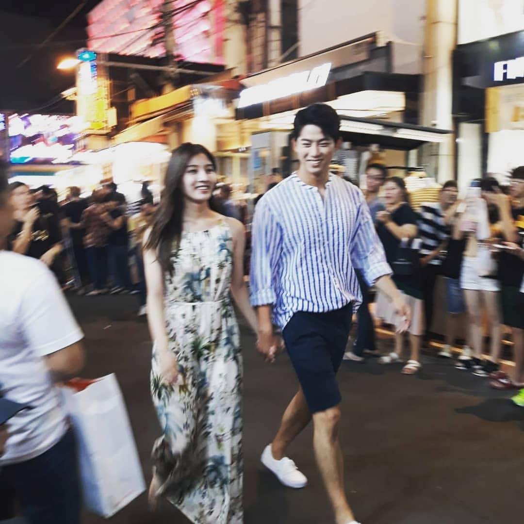 Girlfriend ok taecyeon Ok Taecyeon