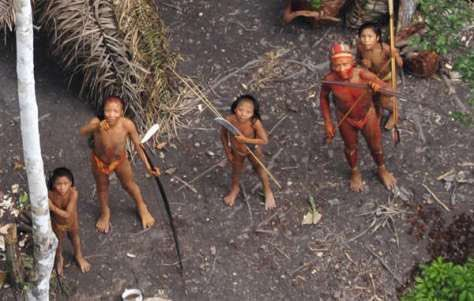 The narrative is the same.   Indigenous people live in harmony with nature.  European invasion burns down their homes.  They resist and are killed.  Colonization is an equal opportunity destroyer.   #ActForTheAmazon<br>http://pic.twitter.com/M2uW0dnWMy