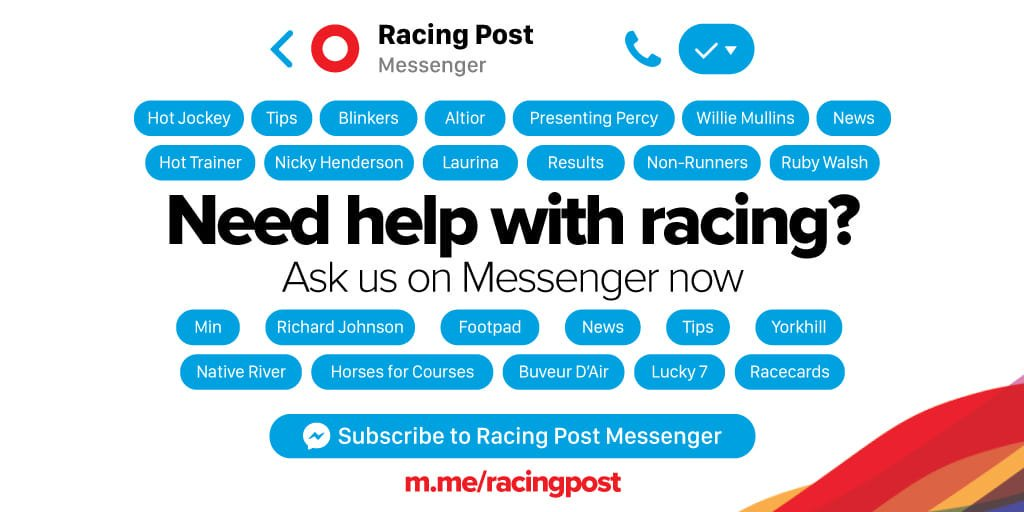 Racing Post on Twitter: