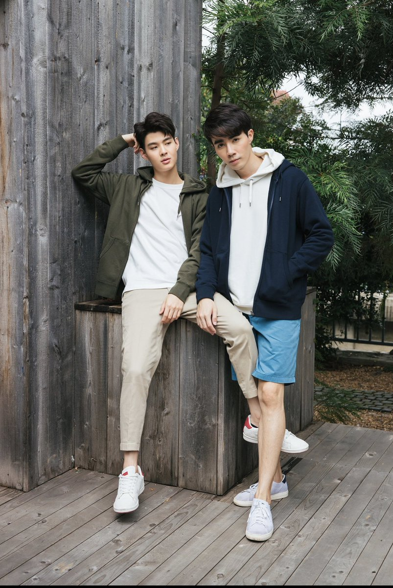 Get ready for uniqlo new couple model and more endorsements to come congratulations  #Uniqloxzs <br>http://pic.twitter.com/K4dRWWwetl