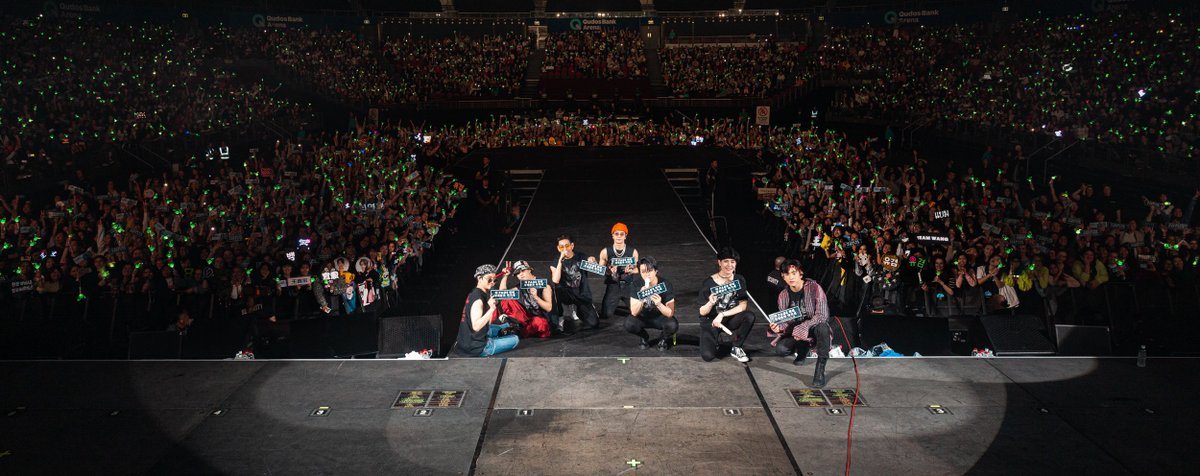 GOT7 2019 WORLD TOUR 'KEEP SPINNING' IN SYDNEY  Thank you I GOT7  #GOT7  #갓세븐  @GOT7Official #GOT7WORLDTOUR  #GOT7_KEEPSPINNING  <br>http://pic.twitter.com/C7Zp9JzzJN
