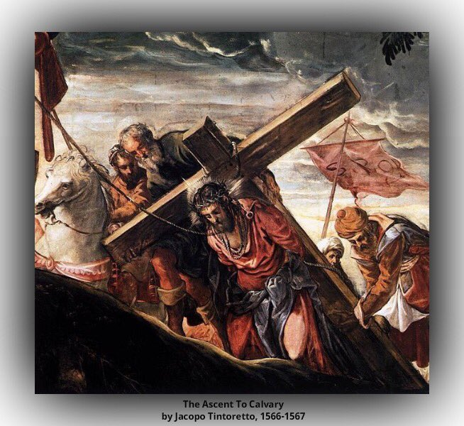 Friday Pray the Sorrowful Mysteries of the Holy Rosary ✨ 1️⃣ Agony in the Garden 2️⃣ Scourging at the Pillar 3️⃣ Crowning with Thorns 4️⃣ Carrying the Cross 5️⃣ Crucifixion 🙏 #Catholic #Pray #Rosary #FridayFeeling #FridayMotivation #FridayThoughts #CatholicTwitter #PrayTheRosary