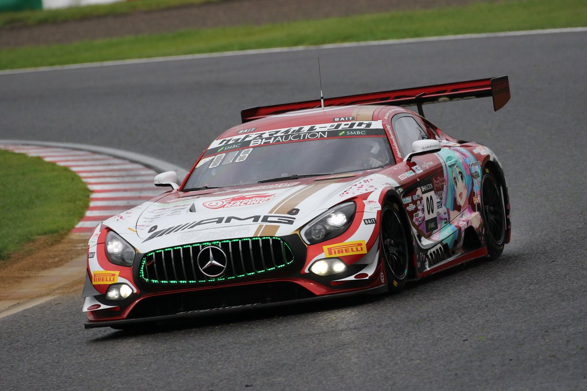 SUZUKA 10H 全車紹介3/9 #00 Mercedes-AMG Team Goodsmile #2 CarsTokaiDream28 #11 PLANEX SMACAM RACING #034 Walkenhorst Motorsport  #SUZUKA10H #最強王者決定戦<br>http://pic.twitter.com/ApRmmgJF4l