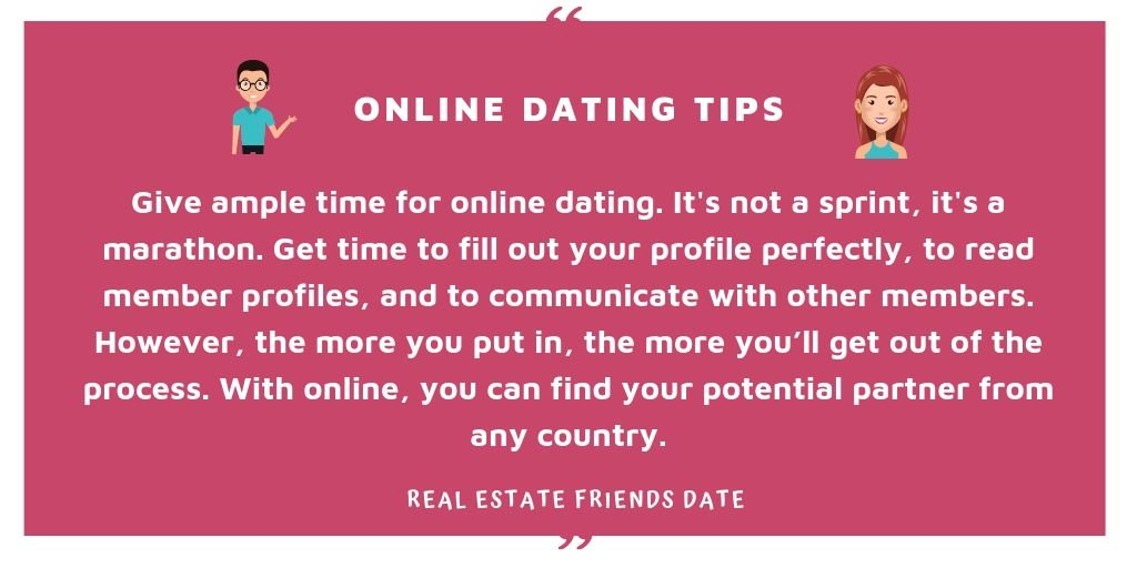 Dating sivusto Realtors