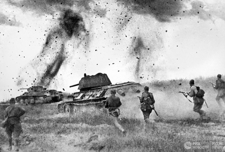 Сдается, картинки курская битва 1943