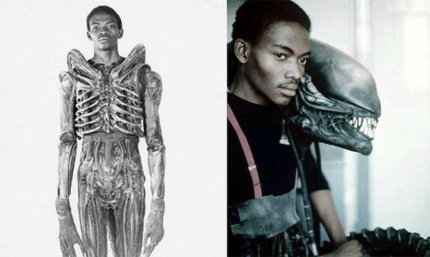 Remembering legendary Alien suit star Bolaji Badejo, born today in 1953. <br>http://pic.twitter.com/gYvHgHsulH