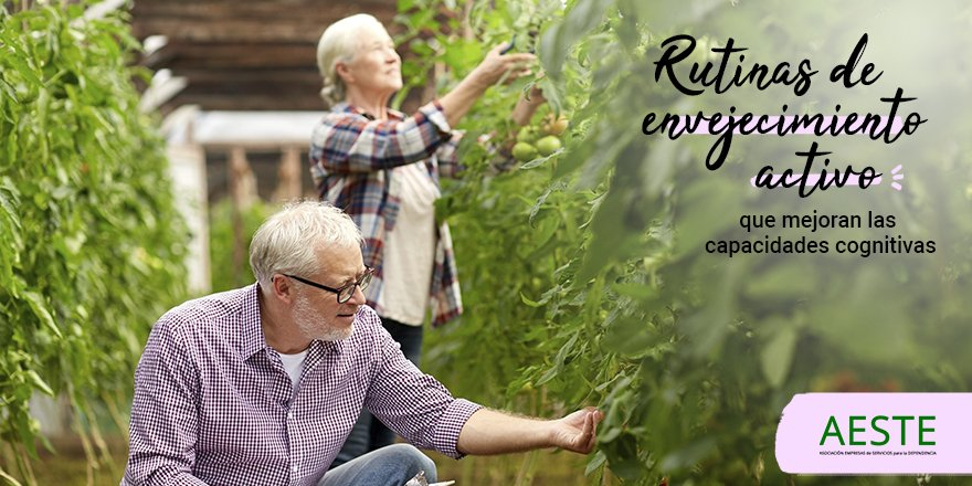 test Twitter Media - 📋Según datos de la OMS, un 30% de las #PersonasMayores de 80 años padecen deterioro cognitivo. Por ello, es importante establecer una rutina activa dentro de las residencias, con iniciativas que fomentan el envejecimiento activo y su inclusión.   https://t.co/PDsfVDSm72 https://t.co/RftaxOdQbF