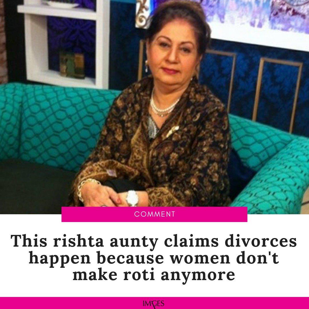 Rishtay Wali Aunty (@Rishta_Unti) | Twitter