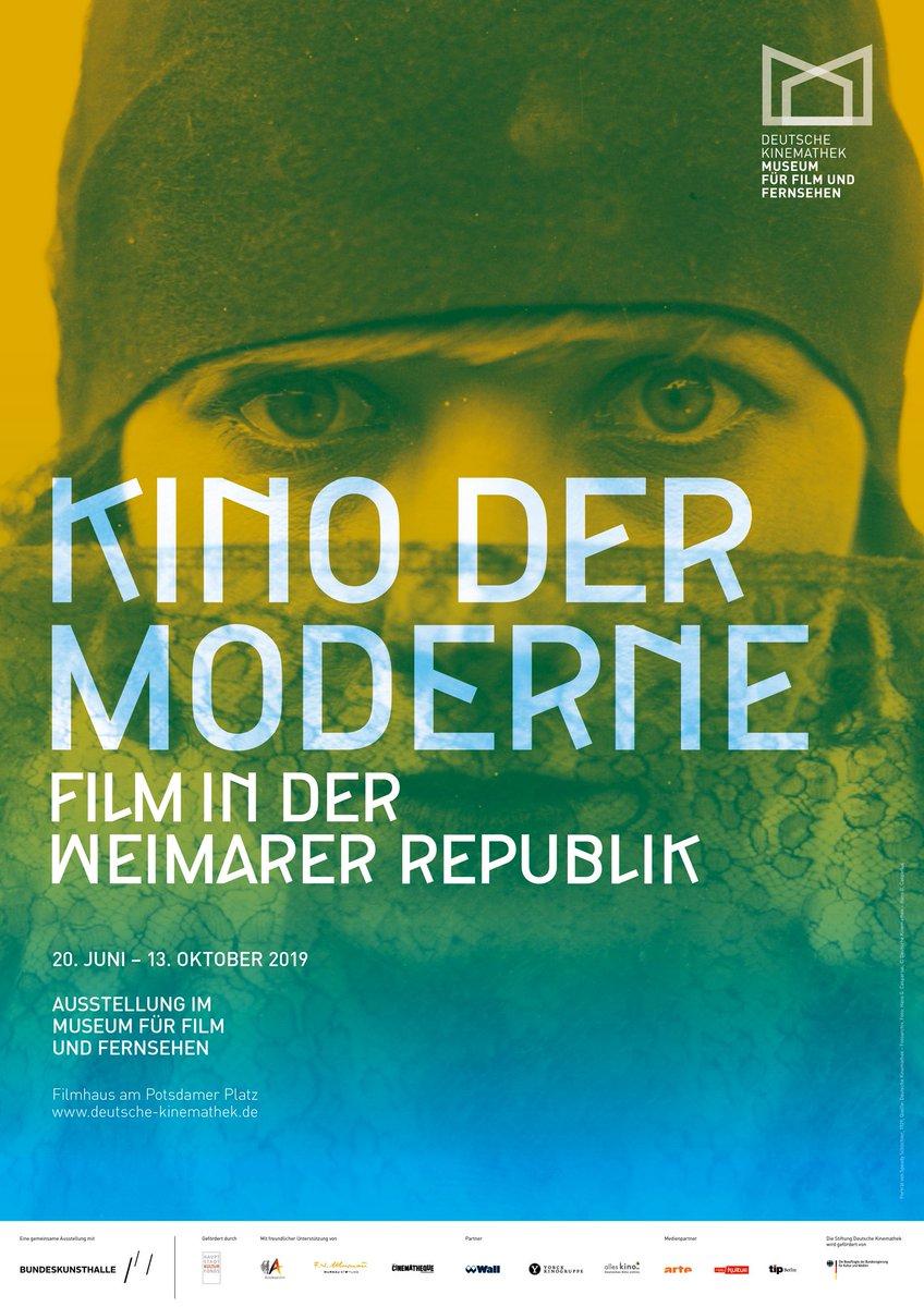 Justus Oehler has created this Art-Deco-inspired identity for Kino Moderne – a major film exhibition @de_kinemathek in Berlin. pentagram.com/work/kino-der-…