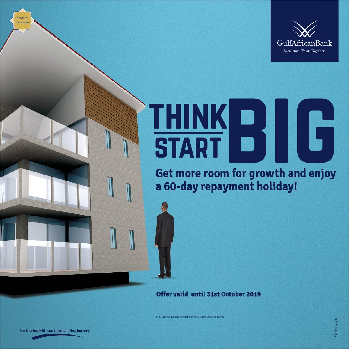 With our mortgage plan, you can grow your business to your vision with reduced financing rates, get an enhancement of your facility limits and enjoy financing up to 84%!  SMS 'ThinkBigStartBig' to 21981 https://t.co/KXOWKcTZIH