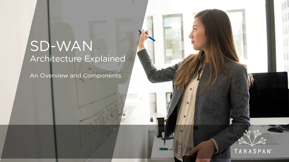 #SDWAN Architecture explained: Deep dive into the architecture of SD-WAN and its different types. https://www.taraspan.com/blog/sd-wan-architecture-explained-an-overview-and-components/…