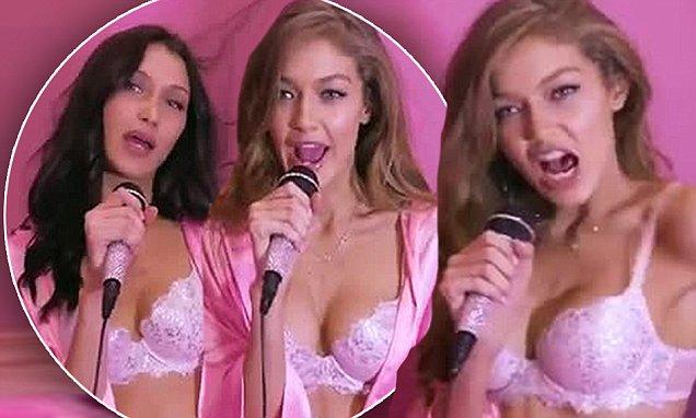 Gigi and Bella Hadid Rap 'Starships' By Nicki Minaj https://t.co/qSOAqgDYC1 #BellaHadid #GigiHadid #NickiMinaj https://t.co/bkmS6vRpEP