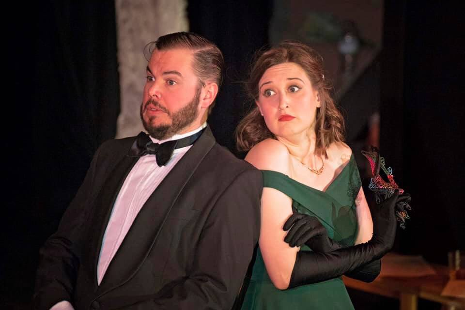 After a great dress rehearsal last night - I'm really excited for the opening performance of #MuchAdoAboutNothing @NorthernOpera tonight Tickets only £10-£20 🌟