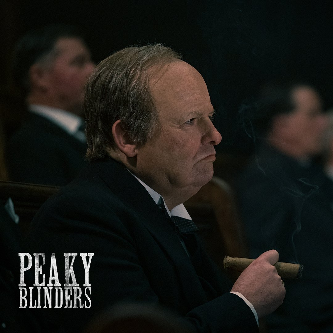 Neil Maskell joins the cast as Winston Churchill in #PeakyBlinders  Series 5. Starts this Sunday at 9pm on @bbcone.<br>http://pic.twitter.com/8Q5hSzUlf0