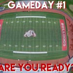 Image for the Tweet beginning: Wake up, it's GAMEDAY! The