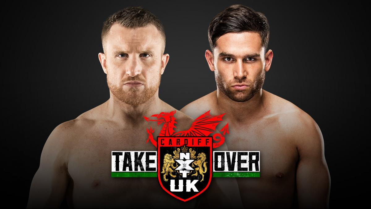 What is a 'dafty'? What is a 'Kiwi Buzzsaw'?At #NXTUKTakeOver: Cardiff next Saturday, these two are looking to beat some vernacular into each other!Who's excited for this one? 🇳🇿🏴