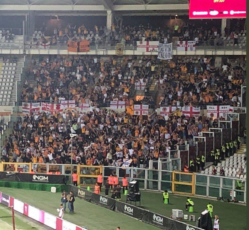 #TorinoWolverhampton
