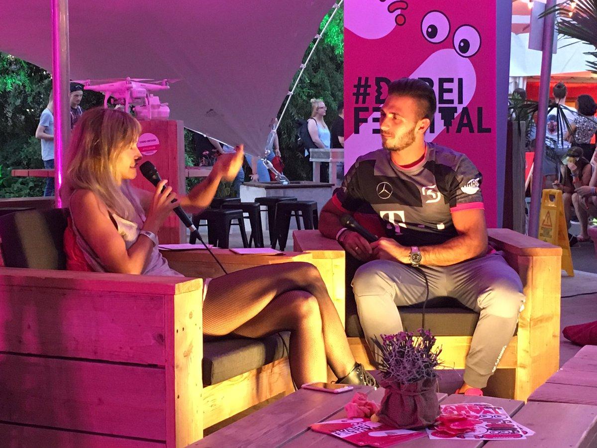 Social Media Post: Die #RoadtoIFA geht weiter! 😊 Beim zweiten #DABEI-Festival nahmen...